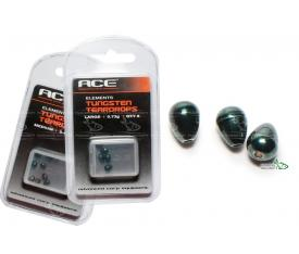TUNGSTEN TEARDROPS LARGE 0,73 GR