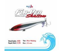 Maria Fla-Pen Shallow 85mm 12 gr Slow Sinking 06H