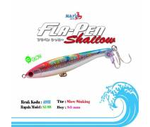 Maria Fla-Pen Shallow 85mm 12 gr Slow Sinking 49H