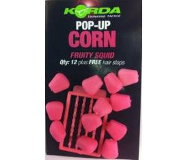 Korda Pop up Fake Pink Corn Fruity Squid