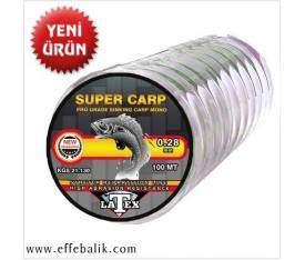 LATEX SUPER CARP MİSİNA 100mt.